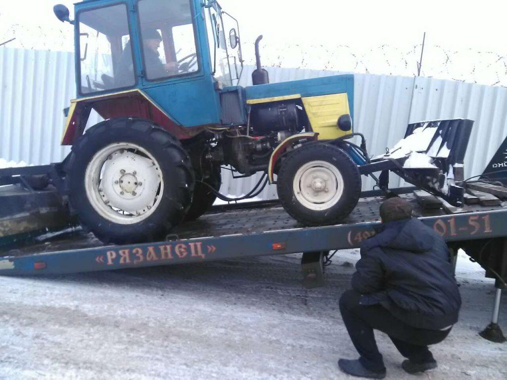 Эвакуатор Михайлов